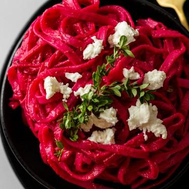 Low FODMAP Beetroot Pasta Sauce Recipe   SideChef