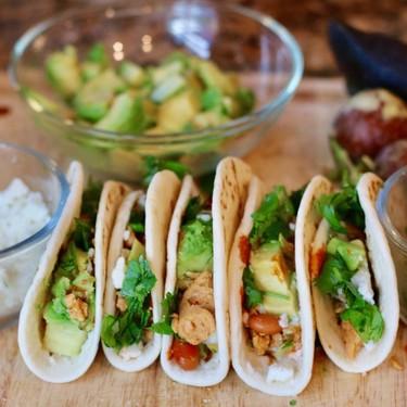 Vegetarian Chicken Street Tacos Recipe | SideChef