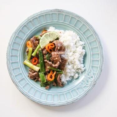Steak and Scallion Stir-Fry Recipe | SideChef
