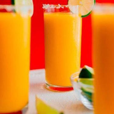 Frozen Mango Margarita Slush Recipe   SideChef