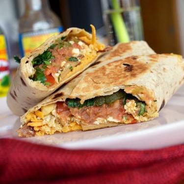 Vegan Breakfast Burrito Recipe   SideChef