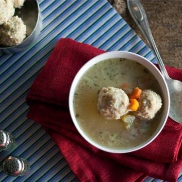 Matzah Ball Soup Recipe   SideChef