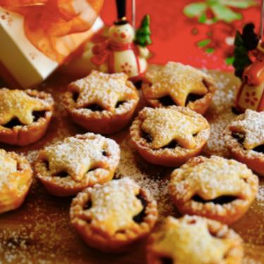 Christmas Mince Pies 圣诞甜果派 Recipe   SideChef