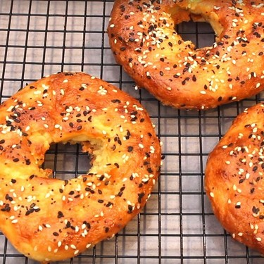 Keto Bagels Recipe   SideChef
