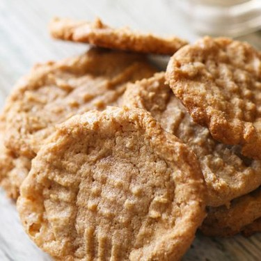 Peanut Butter Cookies Recipe Without Brown Sugar Recipe   SideChef