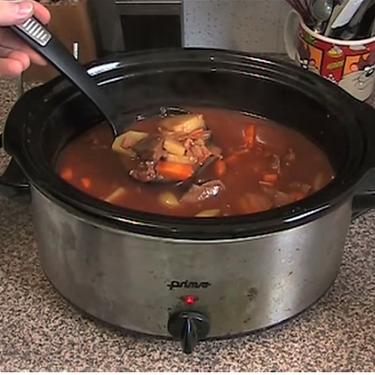Easy Slow Cooker Beef Stew Recipe | SideChef