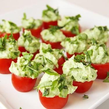 Tomato Pesto Bites Recipe | SideChef