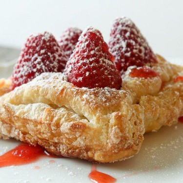 Fresh Strawberry Tarts Recipe   SideChef