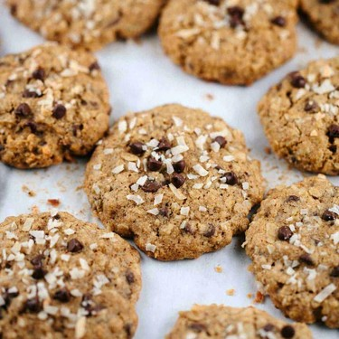 Oatmeal Chocolate Chip Coconut Lactation Cookies Recipe | SideChef