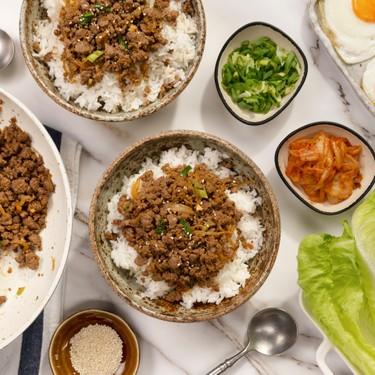 20-Minute Korean Beef Bowl Recipe | SideChef
