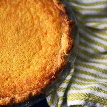 Buttermilk Lemon Chess Pie Recipe | SideChef