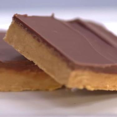 Chocolate Peanut Butter Slice Recipe   SideChef
