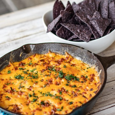 Chorizo Queso Fundido Recipe | SideChef