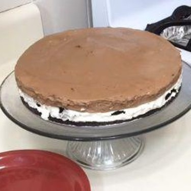 No Bake Nutella Oreo Cheesecake Recipe   SideChef