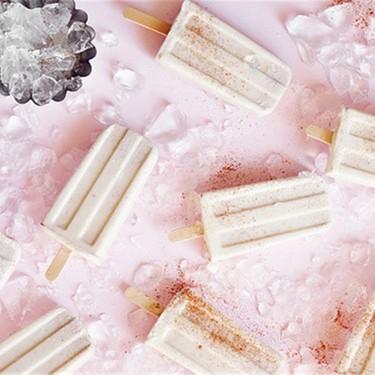 Creamy Cinnamon Horchata Popsicles Recipe | SideChef