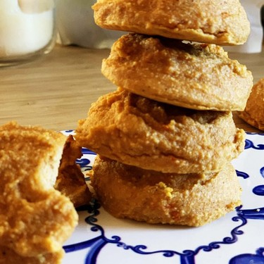 Vegan Gluten-Free Pumpkin Cookies Recipe | SideChef