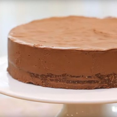 No-Bake Keto Chocolate Cheesecake Recipe | SideChef