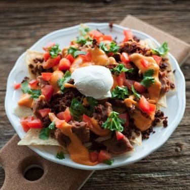 Vegan Nachos Recipe | SideChef