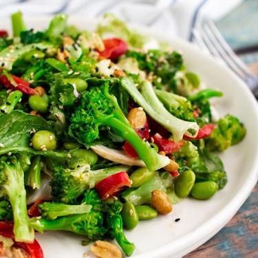 Broccoli and Edamame Salad Recipe | SideChef