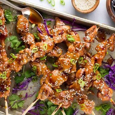 Chicken Yakitori Recipe | SideChef