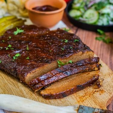 Vegan Brisket BBQ Style Recipe | SideChef