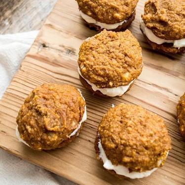 Gluten-Free Pumpkin Whoopie Pies Recipe   SideChef