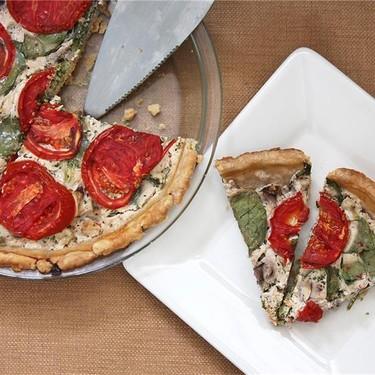 Vegan Quiche Recipe   SideChef