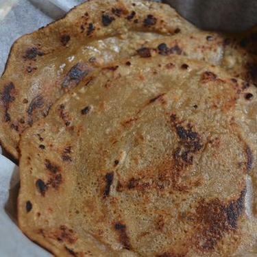 Wholewheat Jaggery Pancake Recipe   SideChef