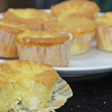 Cheese Muffins Recipe | SideChef