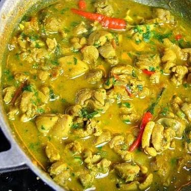 30-Minute Chicken Curry Recipe   SideChef