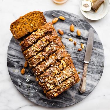 Maple Almond Earl Grey Tea Cake Recipe   SideChef