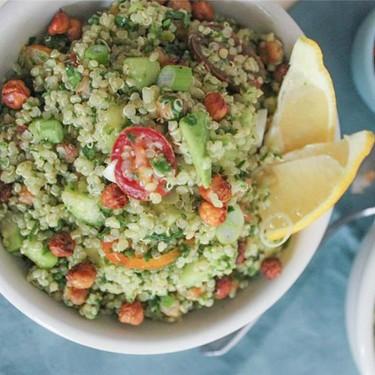 Quinoa Green Goddess Bowl Recipe | SideChef