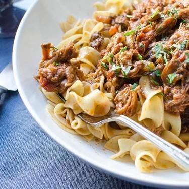 Homestyle Pork Ragout Recipe | SideChef