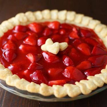 Sugar-Free Strawberry Pie Recipe | SideChef