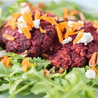 The BBB: Beet Bean Burgers Recipe | SideChef
