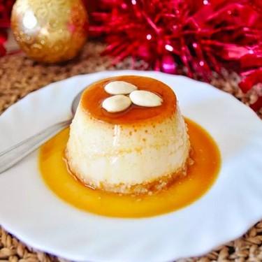 Classic Spanish Almond Flan Recipe   SideChef