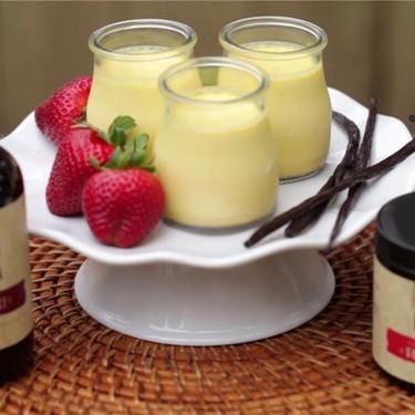 Double Vanilla Pots de Creme Recipe   SideChef