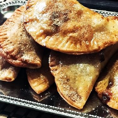 Easy Fried Apple Turnovers Recipe | SideChef