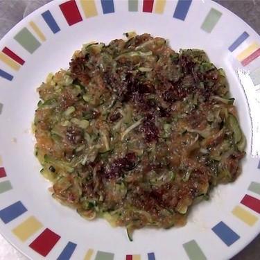 Zucchini Pancake Recipe   SideChef