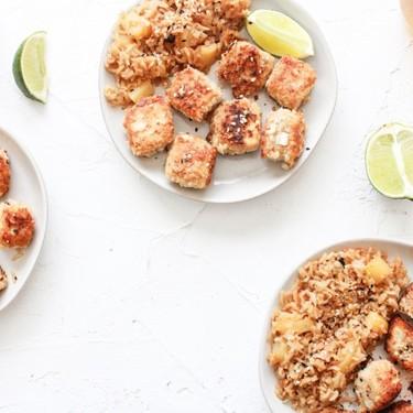 Crispy Coconut Crusted Tofu Recipe   SideChef