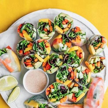 Vietnamese Vegetable Spring Rolls Recipe | SideChef