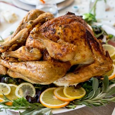 Citrus Roasted Turkey Recipe   SideChef