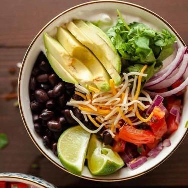 5-Minute Vegetarian Burrito Bowl Recipe | SideChef