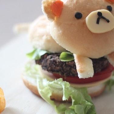 Rilakkuma Burger Recipe   SideChef