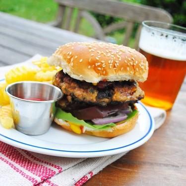 Turkey Burger Recipe   SideChef