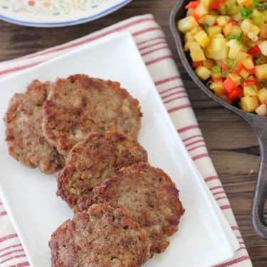 Homemade Breakfast Sausage Recipe | SideChef