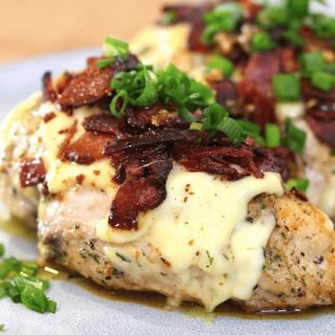 Cheesy Bacon Ranch Chicken Recipe | SideChef