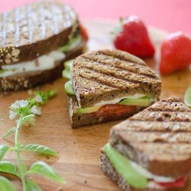 Strawberry Avocado Grilled Cheese Recipe | SideChef