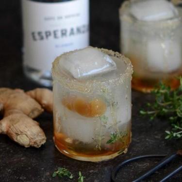 Ginger & Thyme Margarita Recipe   SideChef