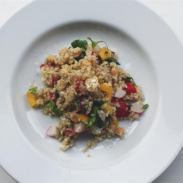 Summer Quinoa Bowl Recipe   SideChef